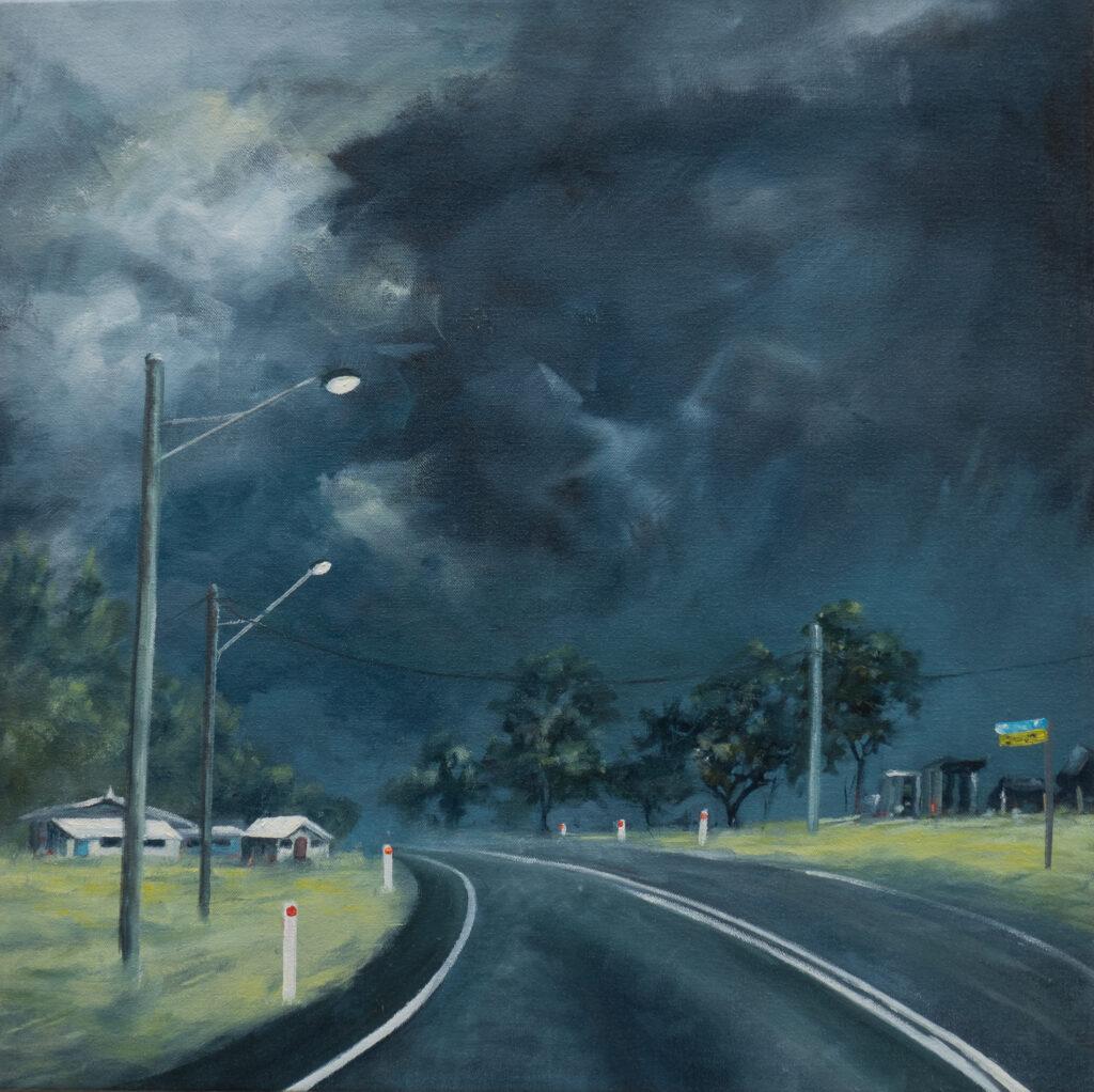 Tablelands Storm - 2021